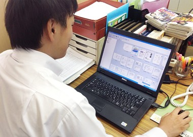 ペーパーレスFAXが経費削減と業務効率UPを実現。