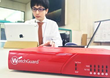 UTM「WatchGuard」で安全なネットワーク運用を!