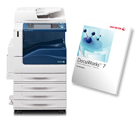 DocuCentre-IV C2263PFS + DocuWorks7.3