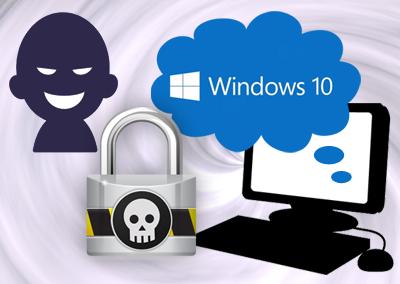 ニュース 2015/08/07 Windows 10へのアップグレードを装ったランサムウェアについて