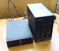 アイ・オー・データ製ビジネス向けNASとHDD