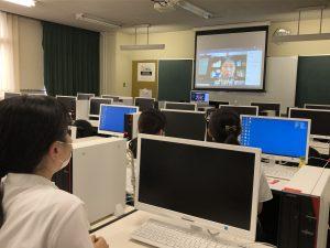 【BINGO就活ひろば】専門学校でWEB説明会を開催しました。